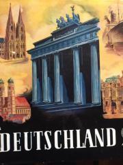 Briefmarkenalbum Deutschland