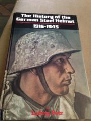 Buch Deutsche Stahlhelme