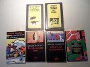 Bücher 6 Krimis verschiedene Autorinnen