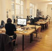 Bürofläche / 20 Arbeitsplätze /