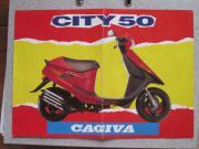 CAGIVA Roller Motorroller