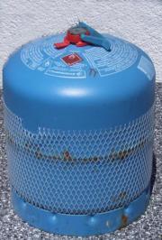 CAMPINGAZ-Flasche, Type