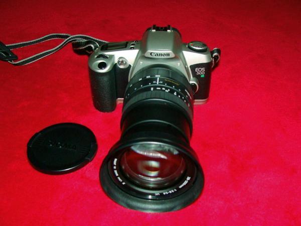 CANON EOS 500 N - Spiegelreflexkamera