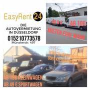 Car rental Düsseldorf,