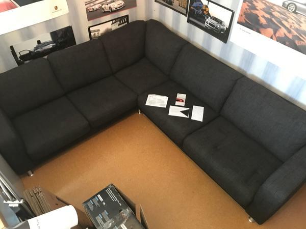 polstermobel l form gebraucht kaufen nur 2 st bis 75 g nstiger. Black Bedroom Furniture Sets. Home Design Ideas