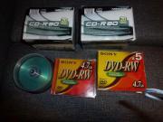 CD und DVD