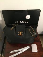 Chanel Weekender Tote