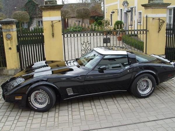 chevrolet corvette c3 in ludwigshafen us automobile. Black Bedroom Furniture Sets. Home Design Ideas