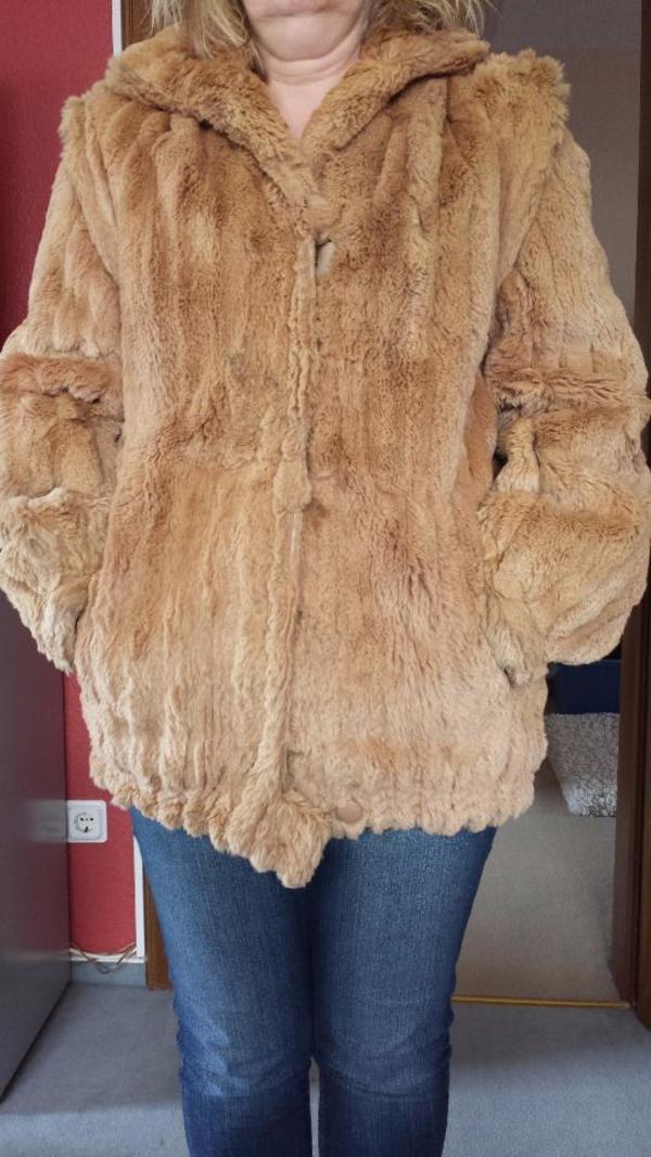 Chinchilla Kanin Jacke » Leder-/Pelzbekleidung, Damen und Herren