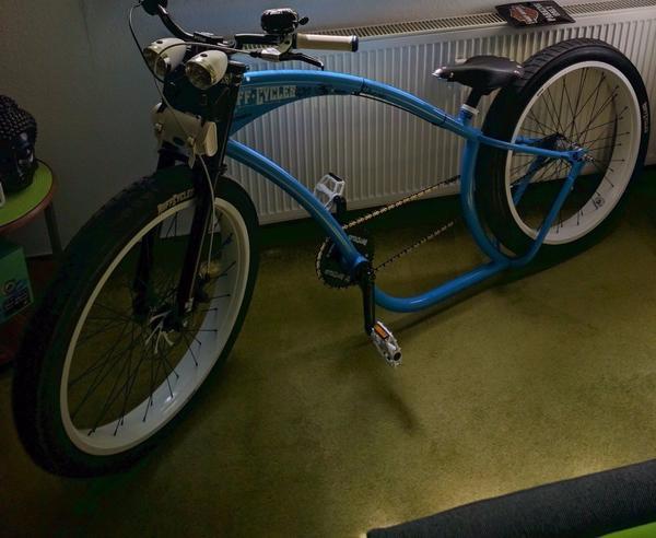 chopper fahrrad in hamburg sonstige fahrr der kaufen und. Black Bedroom Furniture Sets. Home Design Ideas