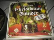 Christbaumständer Baumhalter Einsatz verzinkt