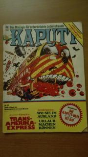 Comics ab 1972