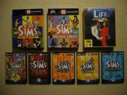 Computer PC-Spiel Die Sims und
