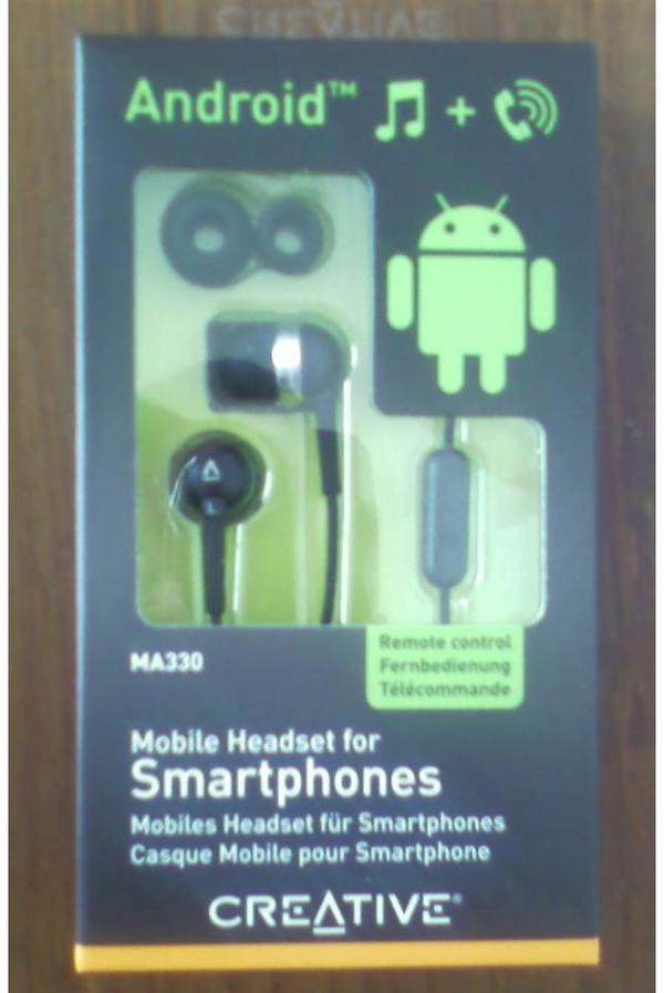 Creative MA330 Headset, » Boxen, Lautsprecher, Kopfhörer