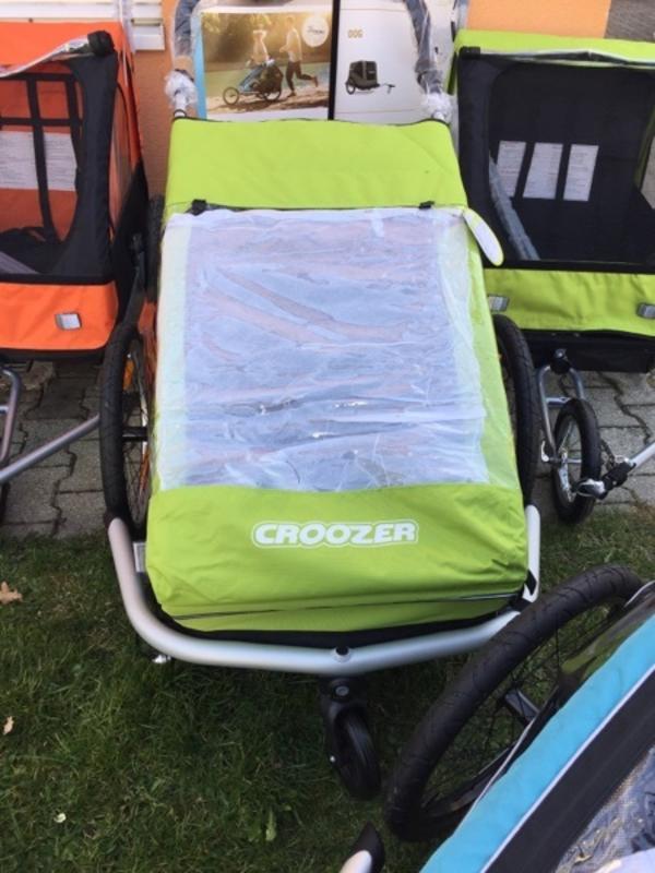 croozer kiki fahrradanh nger in lochau mountain bikes. Black Bedroom Furniture Sets. Home Design Ideas
