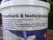 DACHLACK / ISOLIERANSTRICH; 10