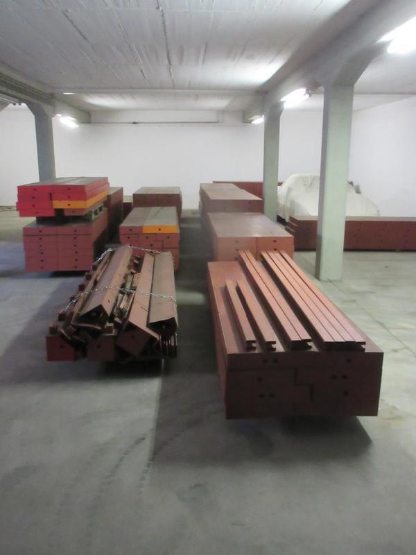 Dalli Schalung Concrete Formwork fabrikneu