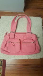 Damen-Handtasche aus Leinen