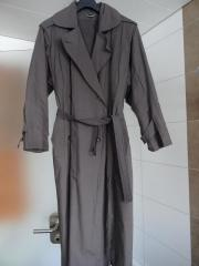 Damen Mantel Trenchcoat