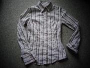 Damenbekleidung Bluse Langarm Gr 34