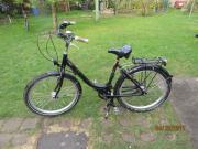 mifa fahrrad 26 39 rahmenh he 46cm mit tiefeinstieg in. Black Bedroom Furniture Sets. Home Design Ideas