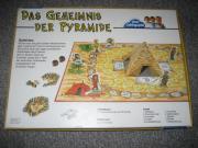 Das Geheimnis der Pyramide Brettspiel