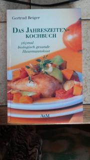 Das Jahreszeiten - Kochbuch