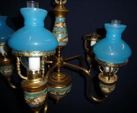 Lampen - Deckenlampe Hängelampe Lampe unvollständig