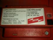 DEHNventil Überspannungsschutz Kombi-Ableiter VGA 280