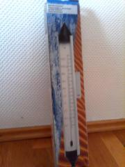 Dekoration Thermometer