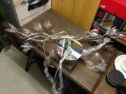 Design-Halogenlampe neu G4 100 Watt