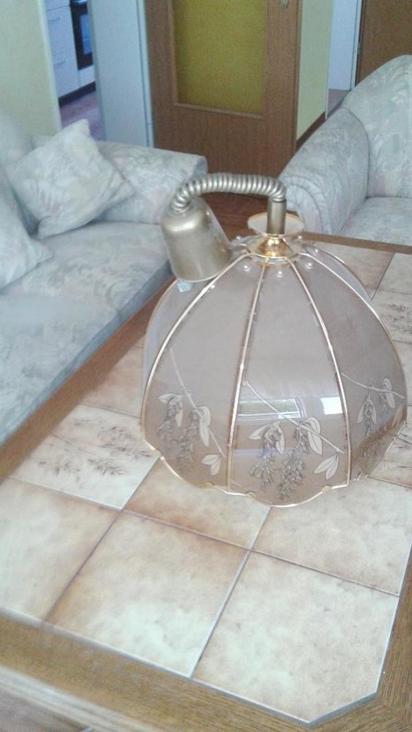 Diverse Lampen für Wohnzimmer, Schlafzimmer, Küche zuverkaufen in ...