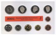 DM Kursmünzensatz von