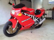 Ducati 900SS in
