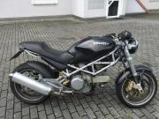 Ducati Monster 620i.