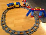 Duplo Eisenbahn Starter-
