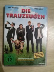 DVD Die Trauzeugen