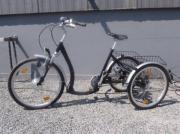 E-Dreirad von