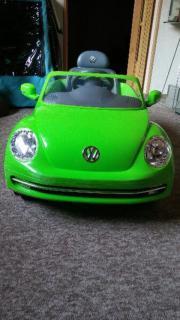 E - VW Beetle