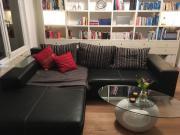 Eckcouch/ Sofa/ Polstergarnitur/