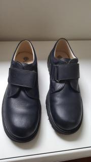 Edle Schuhe Leder Richter Gr