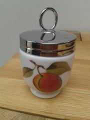 Eggcuddler-Frucht-Royal Worcester-Porcelain-England