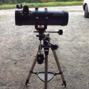 Einsteigerteleskop