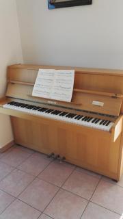Einwandfreies Klavier Eiche