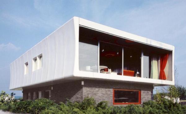 Einzigartig Und Futuristisch   » Büros, Gewerbeflächen
