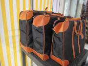 Elegantes Reise-Kofferset,