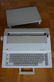 Elektr. Schreibmaschine