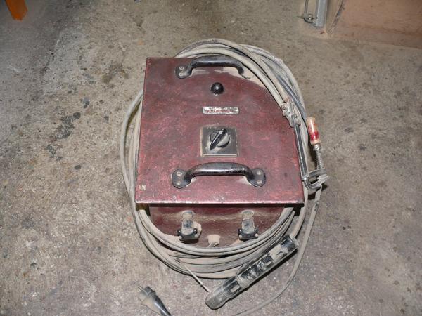 Elektr. Schweißgerät, Rowi » Geräte, Maschinen
