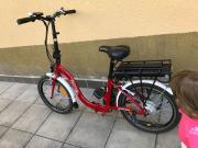 Elektro Fahrrad Ranis