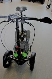 Elektro-Roller Scooter von Scuddi
